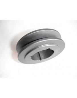 poulie fonte 1 spz Øp60 pour moyeu amovible 1008