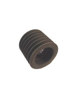 poulie fonte 6 spc Øp375 pour moyeu amovible 4040