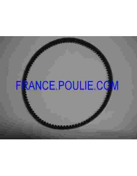 courroie trapezoidale XPZ 10X6 LR 775 LE 788