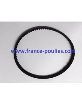 courroie powergrip  HTD 633-3M