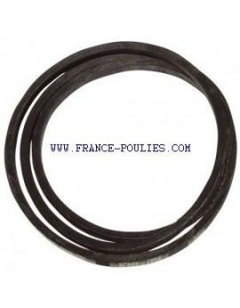 """10x635Li Z25 Dunlop Z Section V-courroie 25/"""" Intérieur Longueur"""