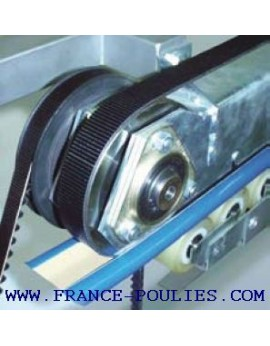 courroie poly chain ® GT 2