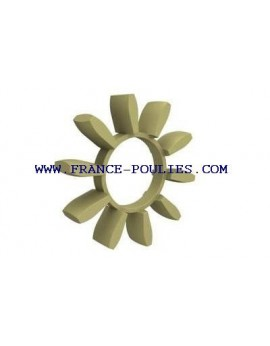 Flector HADEFLEX® taille 55 PU 92 ShA