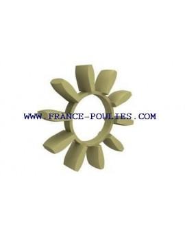 Flector HADEFLEX® taille 65 PU 92 ShA
