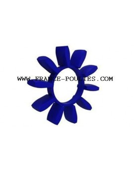 Flector élastique HADEFLEX® taille 75 PU 98 ShA