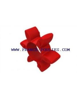 Flector élastique HABIX® taille 55 PU 98 ShA