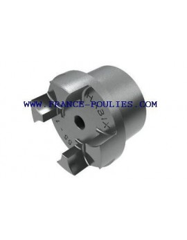 Accouplement élastique Habix® HWN T1 taille 55