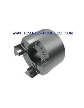 Accouplement élastique Habix® HWN T2 taille 19