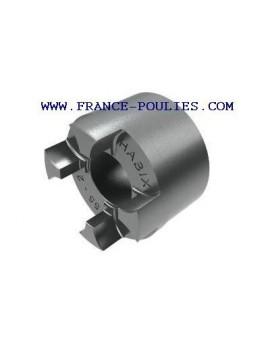 Accouplement élastique Habix® HWN T2 taille 42