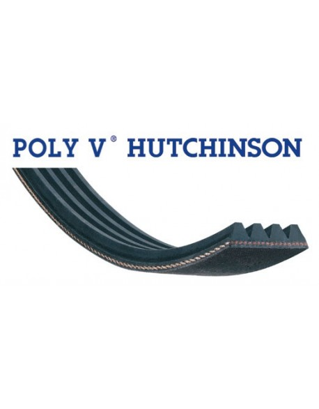 courroie poly v hutchinson 990 PK