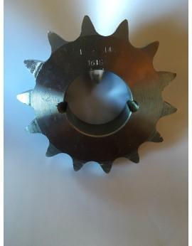 pignon acier 15 dents, pas 12.7mm-08B pour MA 1008