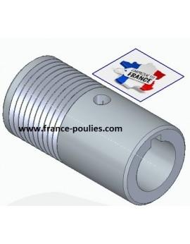 Poulie poly-v Øext30 pj 10