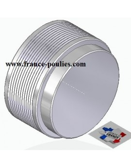 POULIE POLY-V ALU Øex71 PJ 12 DENTS