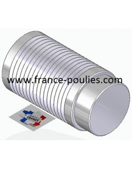 POULIE POLY-V ALU Øext 31.5 PJ 16 DENTS