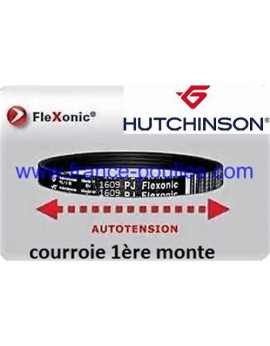 COURROIE POLY V 1609 PJ 7 DENTS FLEXONIC