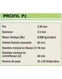PROFIL J-PJ (pas 2.34)